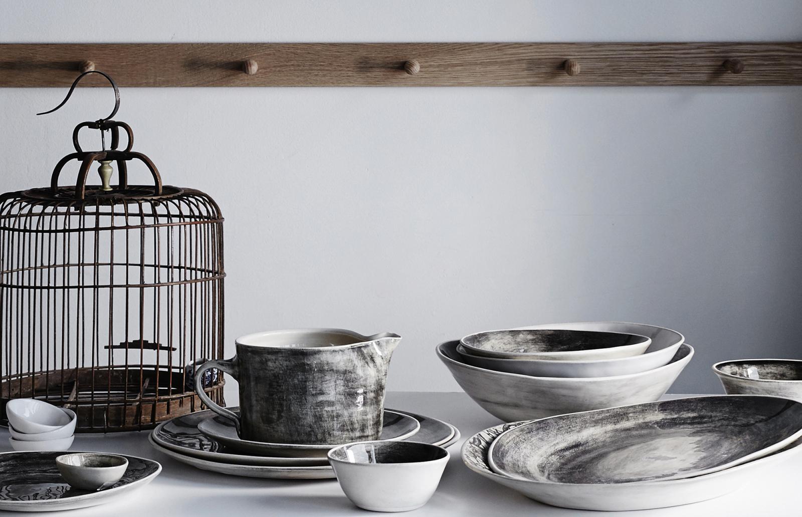 Ekologisk Sydafrikansk keramik, skapad med kärlek!