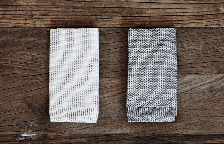 Textile No 9 Dishtowel
