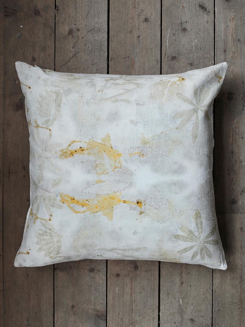 Flora Alchemy Cushion B
