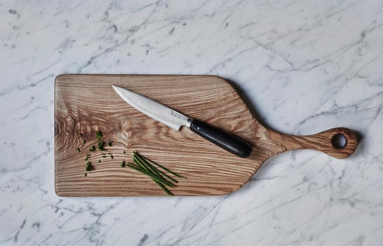 Pallarés Ebony Knife