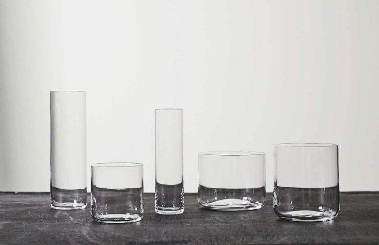 Minimal Glass Series