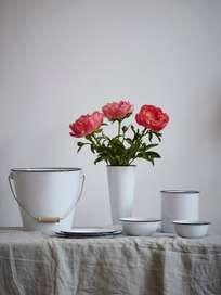 Enamel Tableware Collection