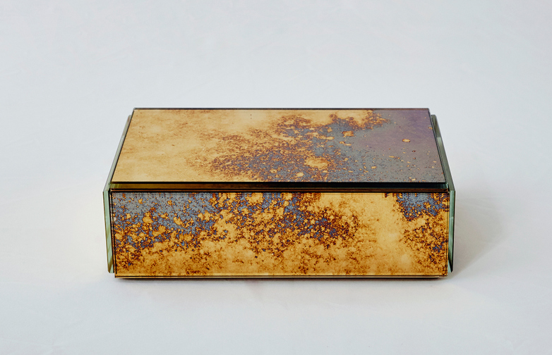 Box No.12 - Broken Gold