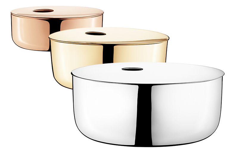 Ilse Crawford Metal Containers