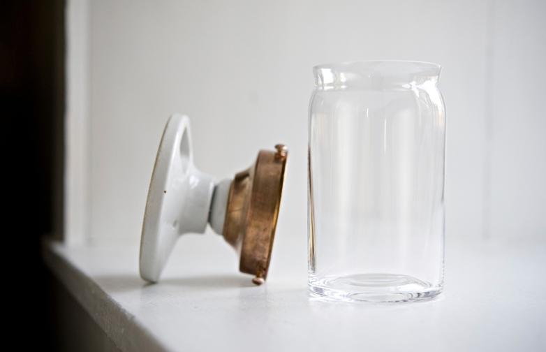 Crystal Jelly Jar Light