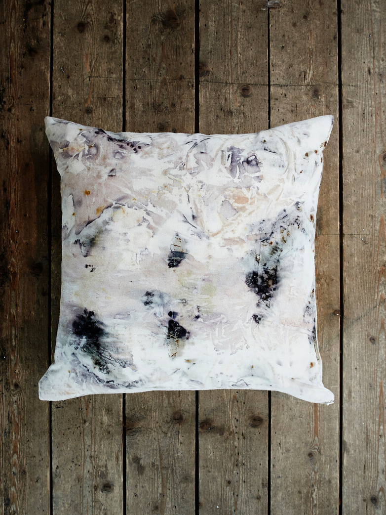 Flora Alchemy Cushion V