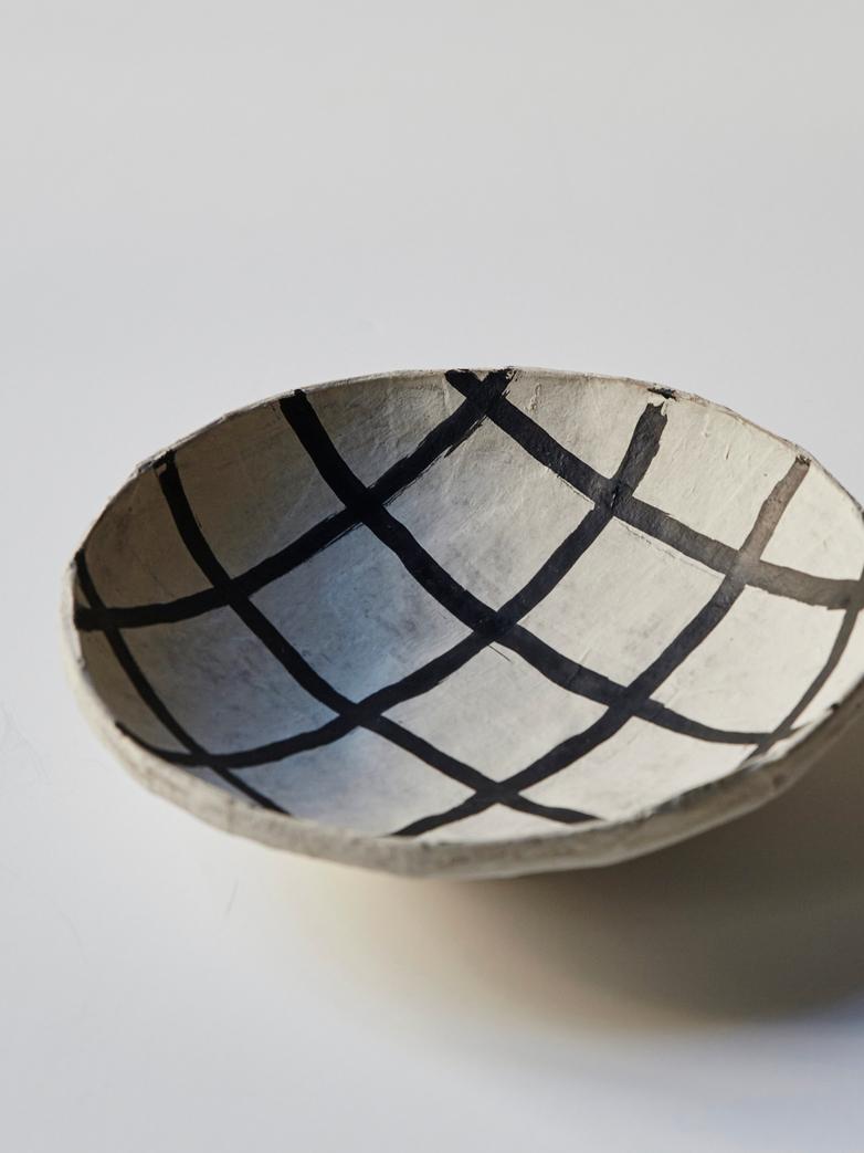 Isa Papier Mache Plate