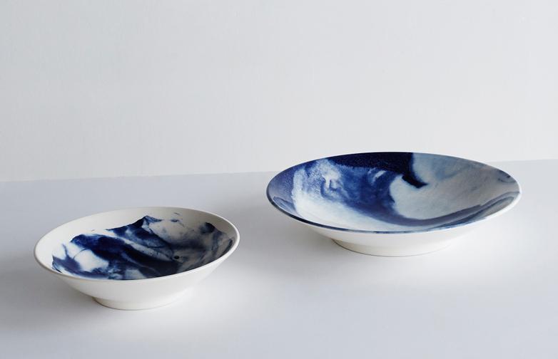 Indigo Storm Bowls