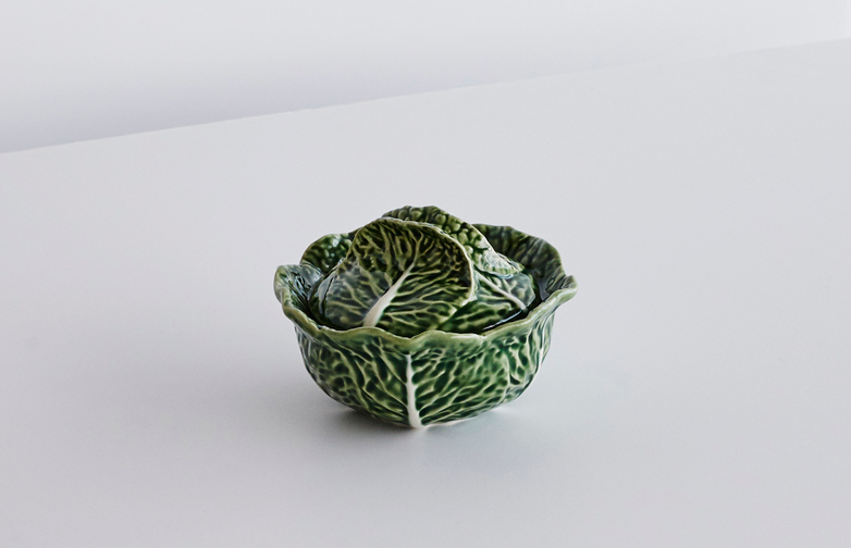 Cabbage Tureen Mini