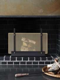 Fireplace Screen Emma Doré