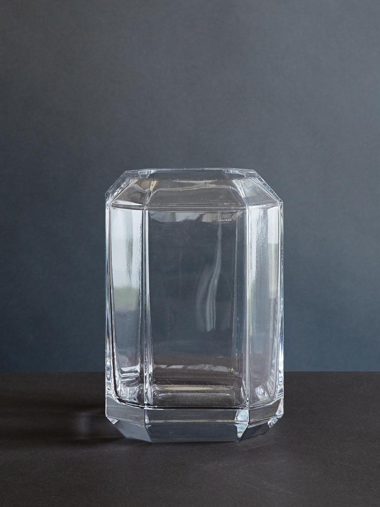 Jewel Vase Clear