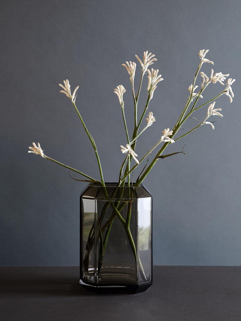 Jewel Vase Smoke