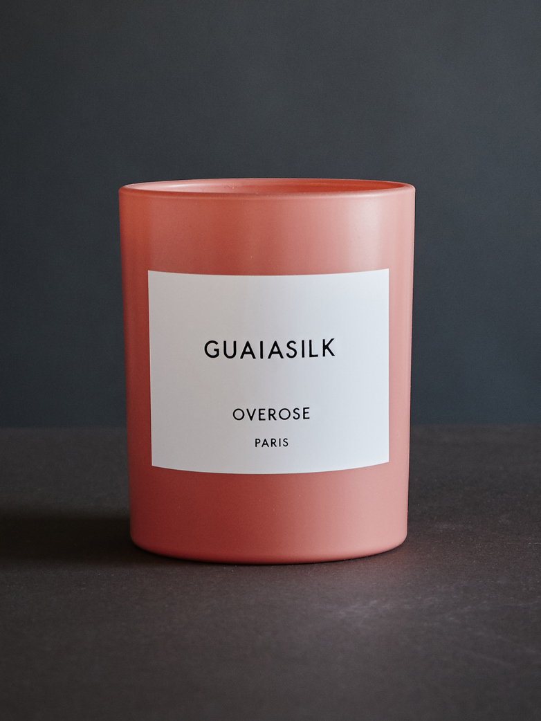 Scented Candle Guaiasilk
