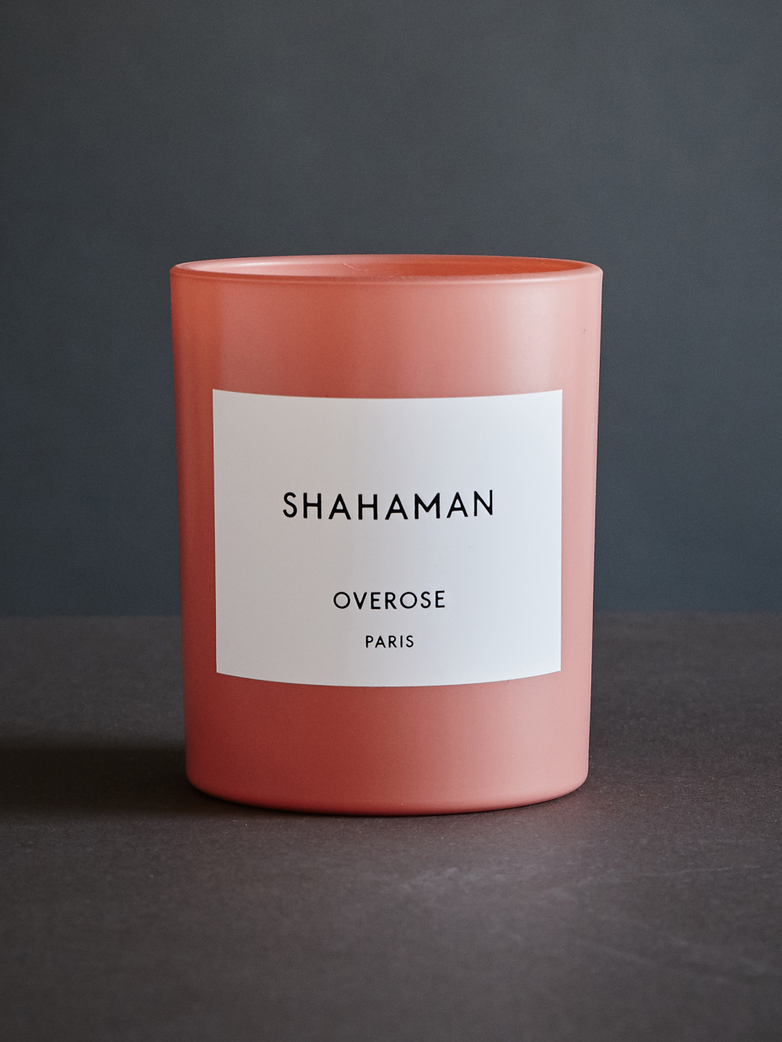 Scented Candle Shahaman