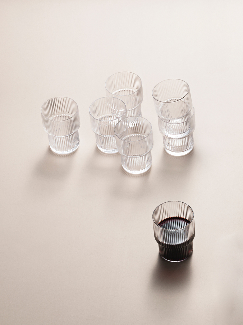 Ripple Glass
