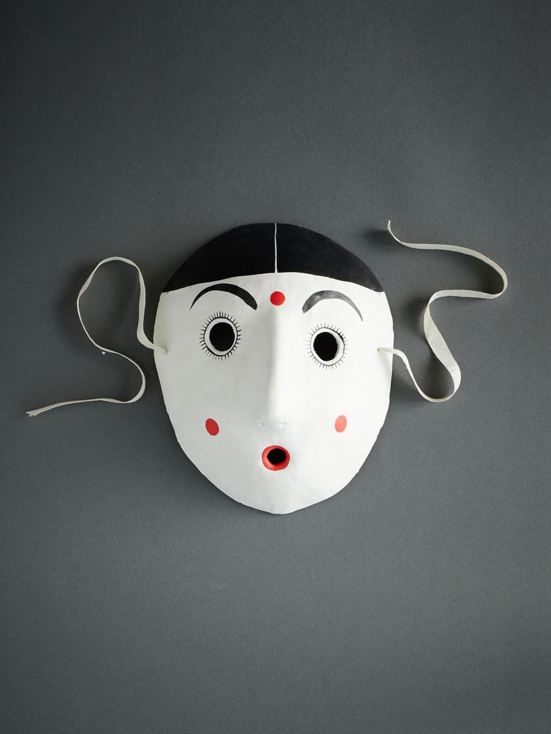Mood Mask White