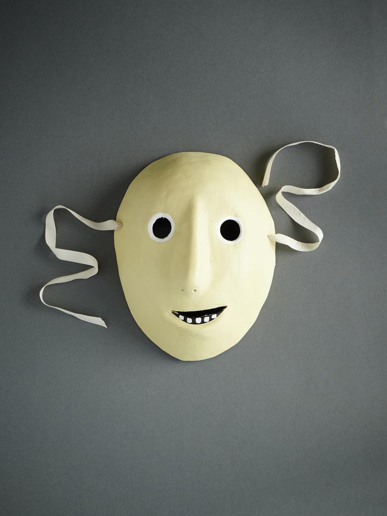 Mood Mask Yellow