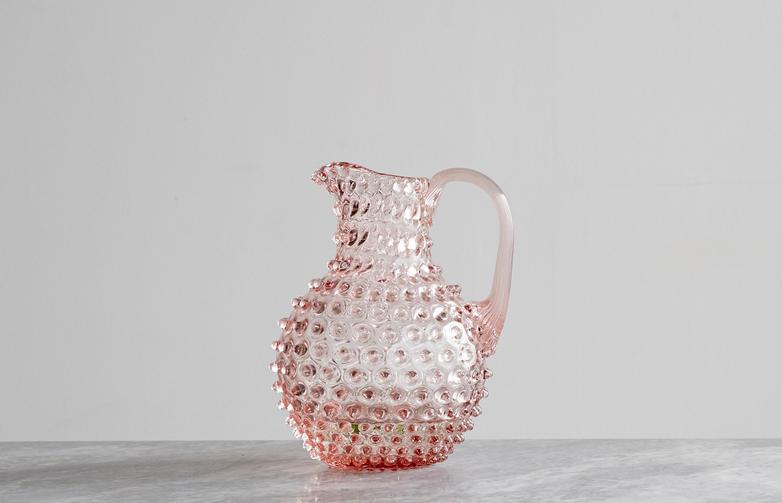 Linné Carafe Sweet Pink