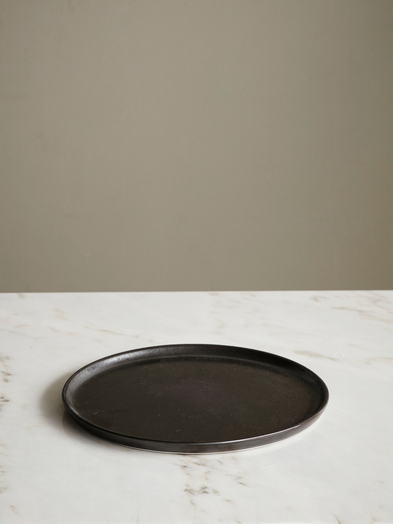 Esrum Night Dessert Plate