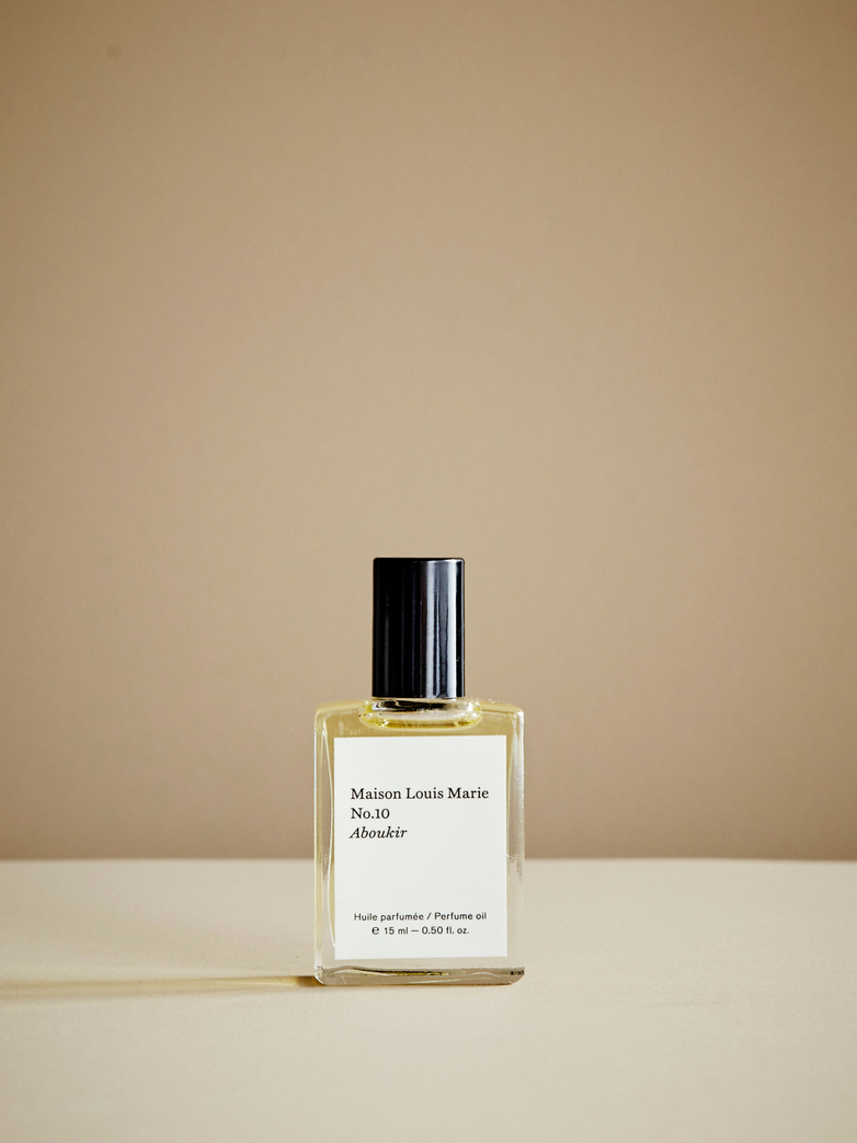 Perfume Oil Aboukir