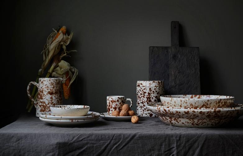 Spruzzi Vivente Collection - Brown
