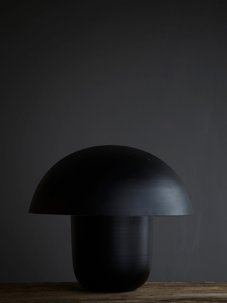 Húfa Lamp Black