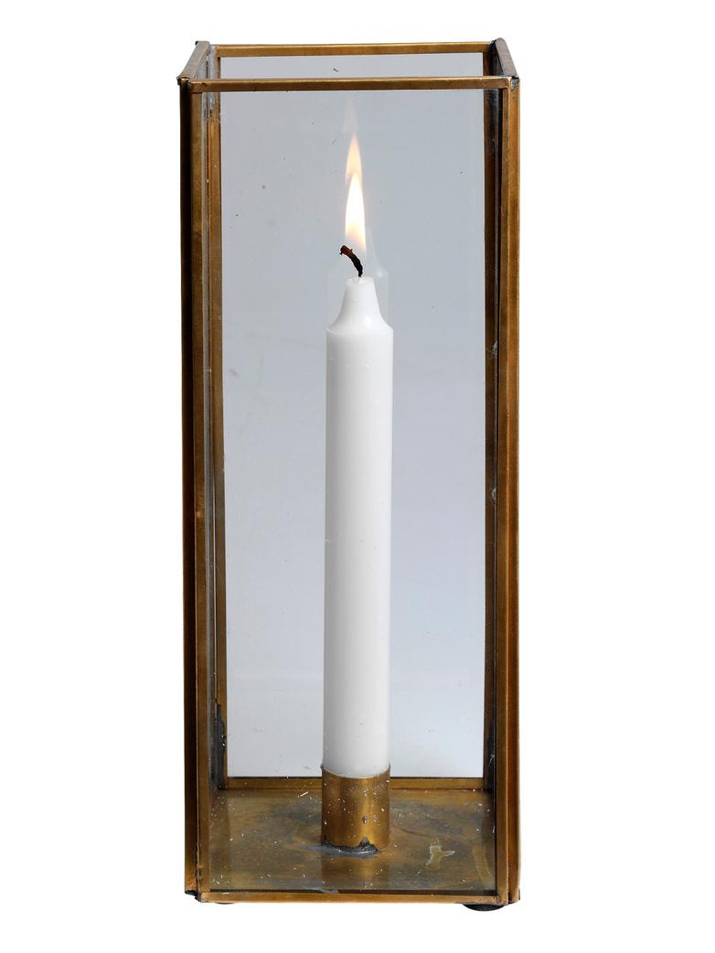 Hurricane Candle Holder 11x11