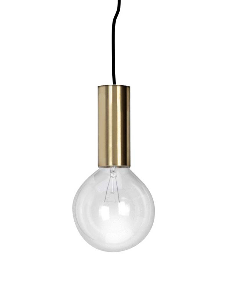Brasslamp Pendant
