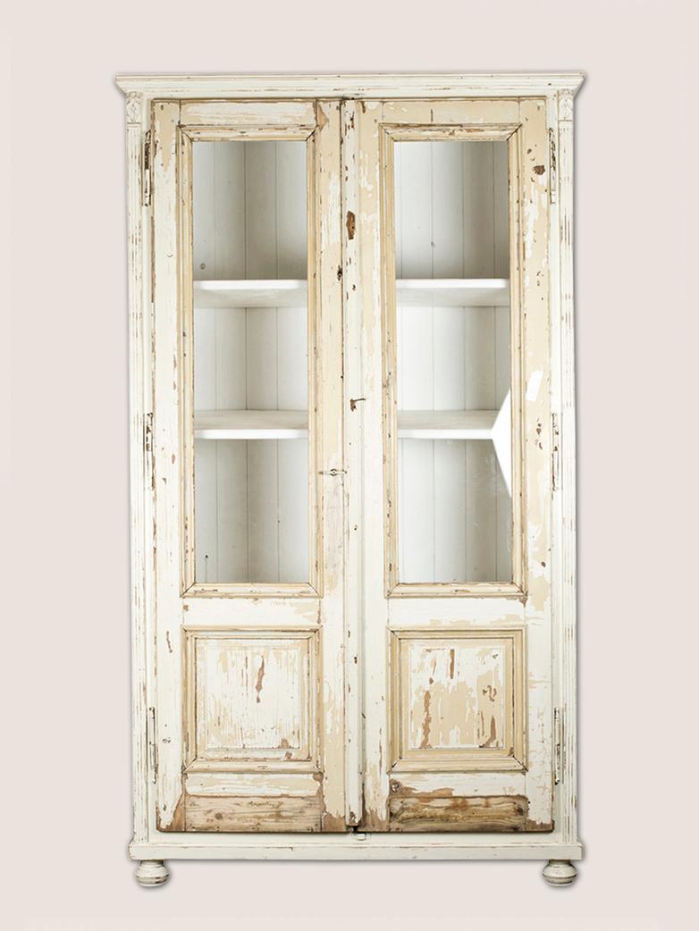 Window Cabinet White