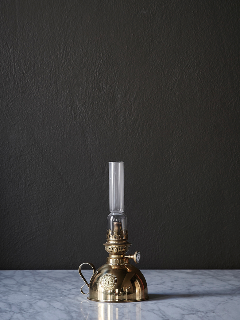 Night Lamp Brass