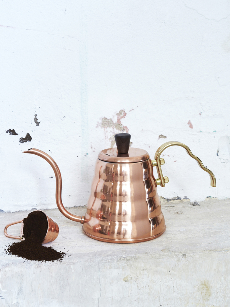 Buono Kettle Copper