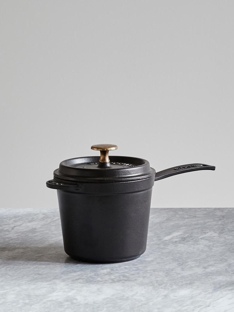 Sauce Pan Black