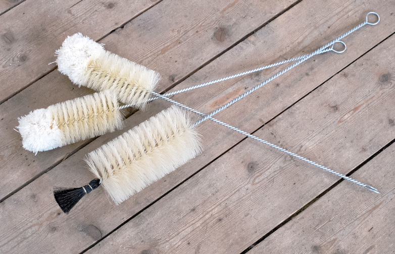 Cleaning Brush With Head-bundle Nature