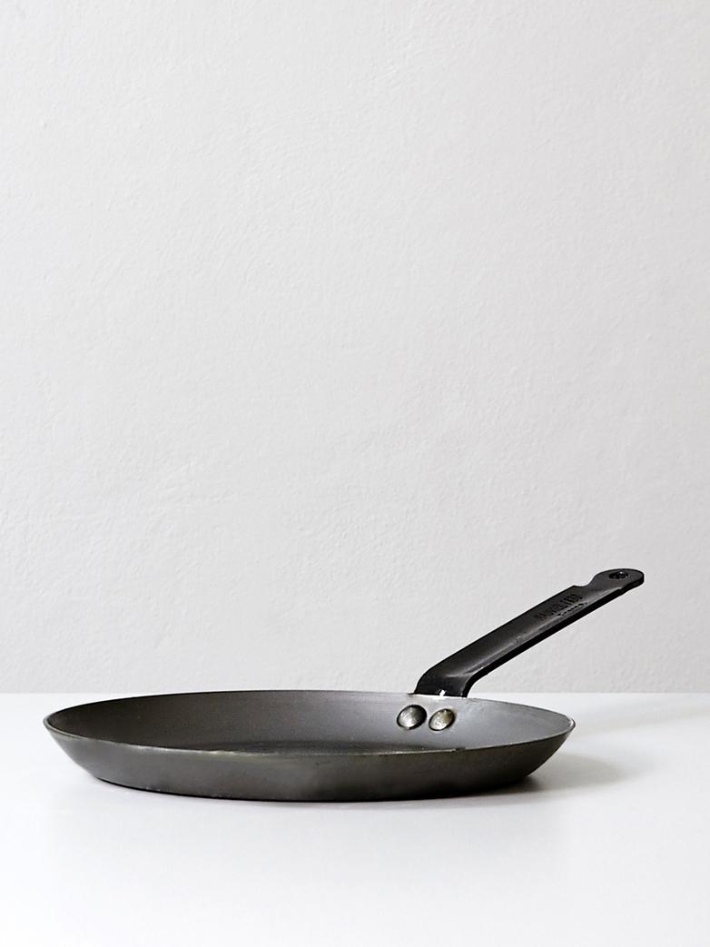 Crepe Pan Carbon / 24