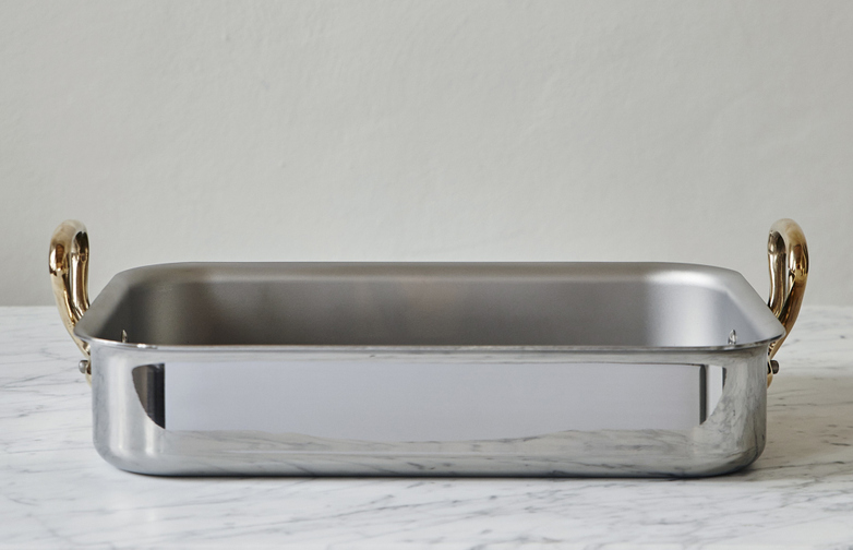 M`Cook Roasting Pan 35x25 Stainless