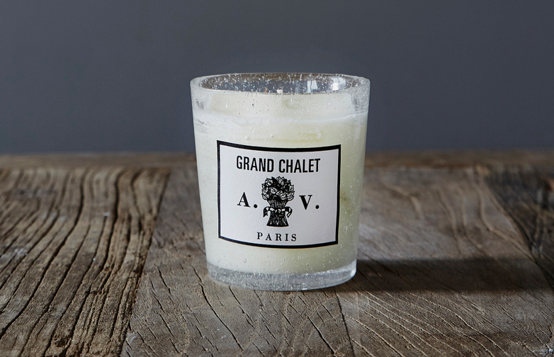 Scented Candle Grand Chalet
