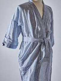Organic Cotton Robe
