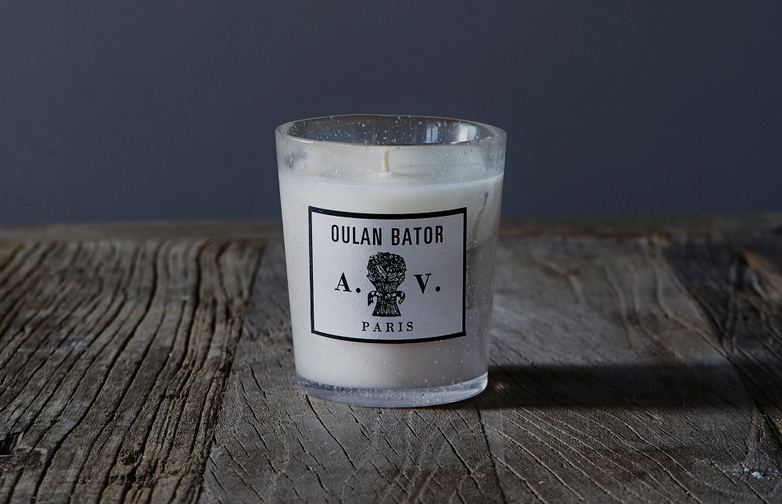 Scented Candle Oulan Bator