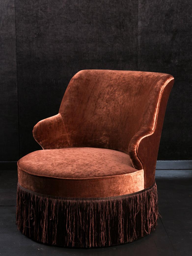 Armchair Parker