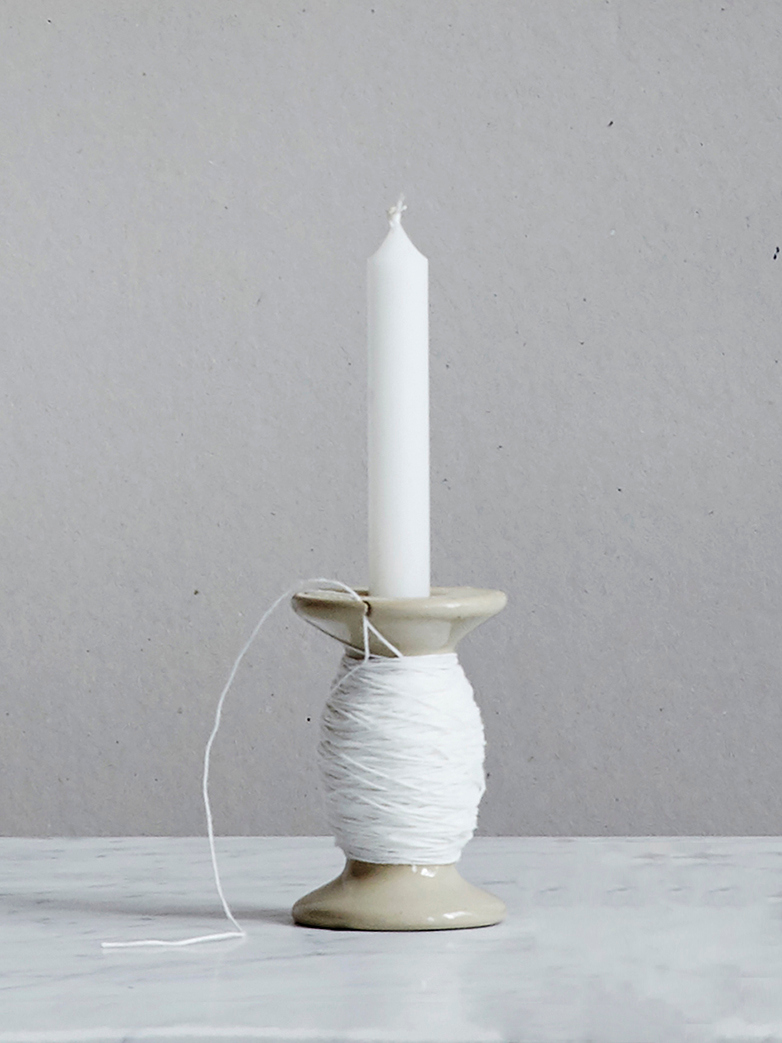 Kitchen Wire And Candle Box
