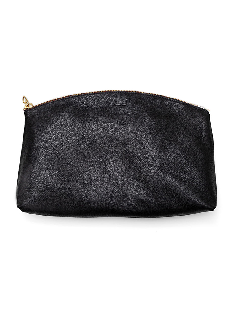 Leather Clutch Large