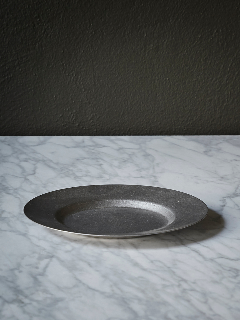 Baguette Round Plate
