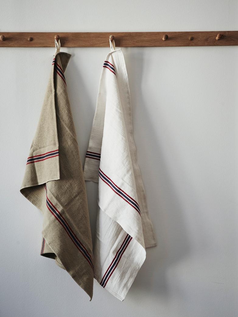 Torchon Tea Towels