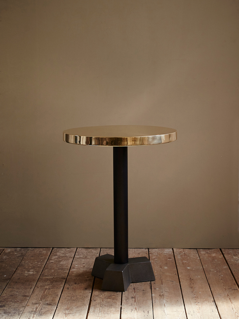 Brass Table 45